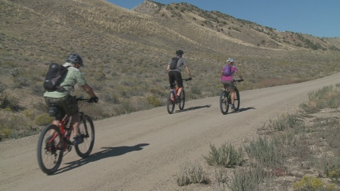 BetterRide Mountain Bike Skills Coaching on TV!