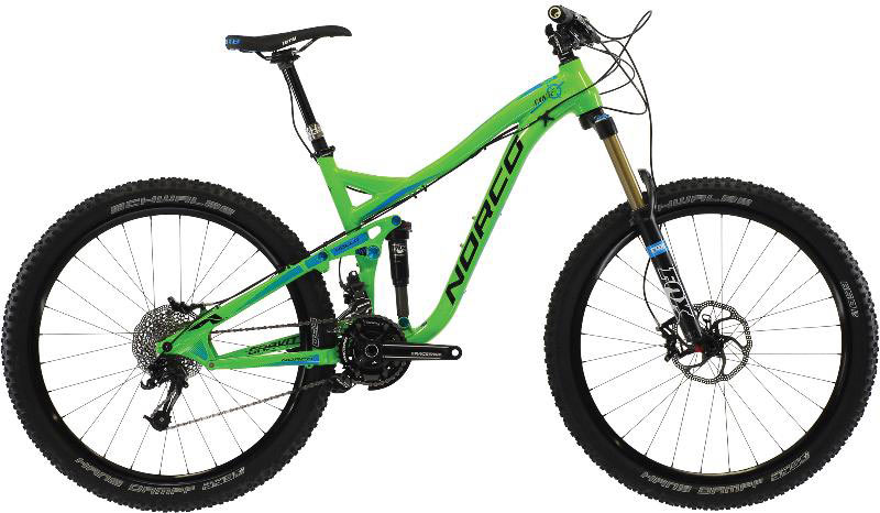 Norco 650b all mountain bike