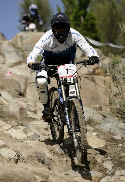 Mountain bikers, Smooth it out!