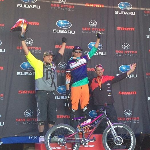 BetterRide racers tear it up at Sea Otter
