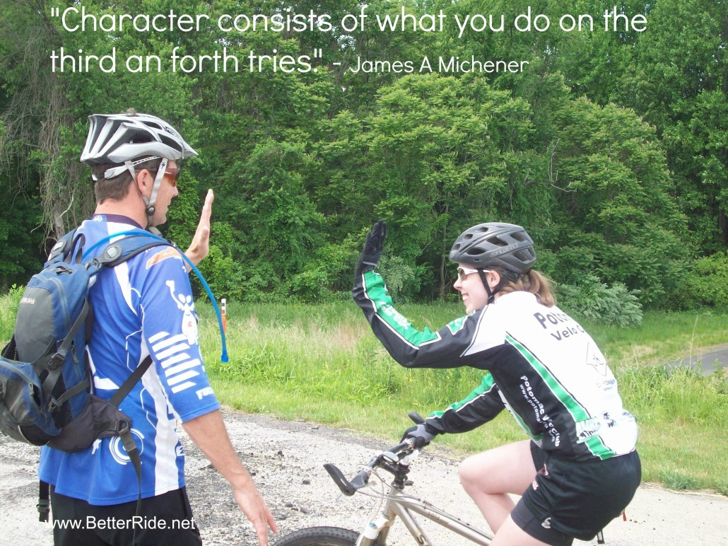Mountain Biking, Stop Comparing Yourself to Others (How We Define Winning)