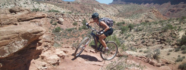 Moab, Utah Mountain Bike Camp