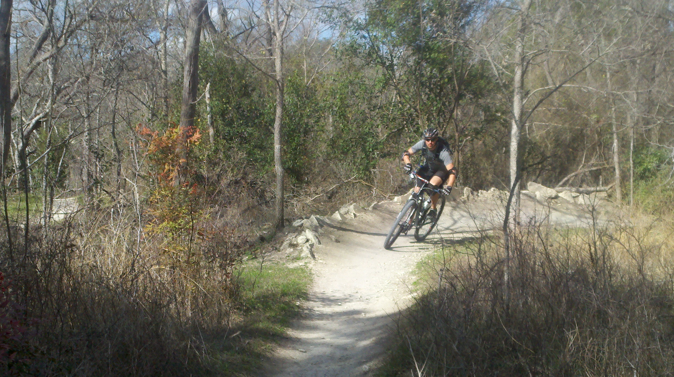 Mountain Bike Cornering, Part 1