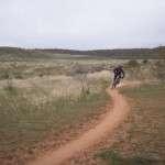 mountain biking too much