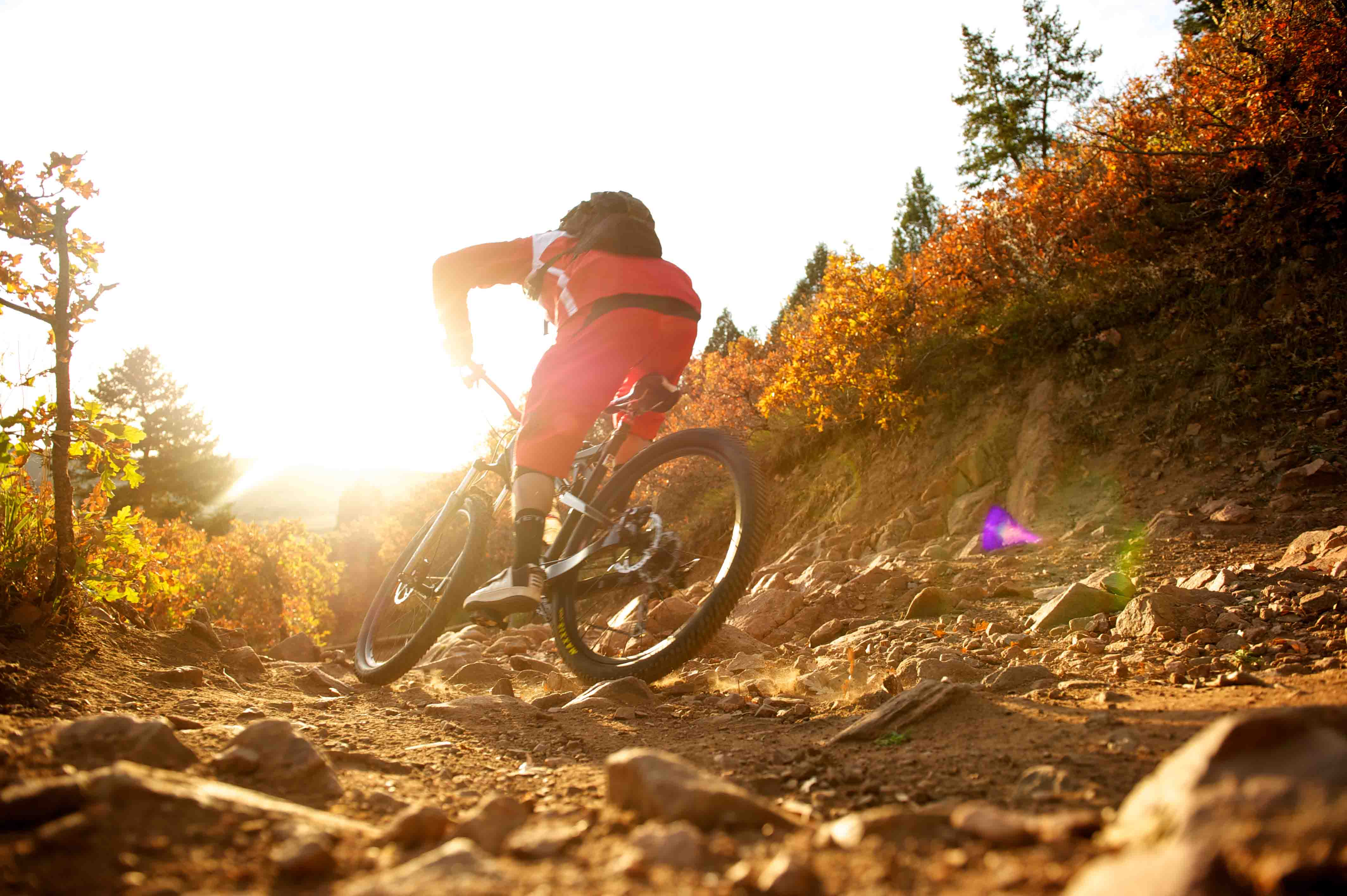 Mountain Bike Better By Riding and Racing More? Advice from an Olympic Champion!