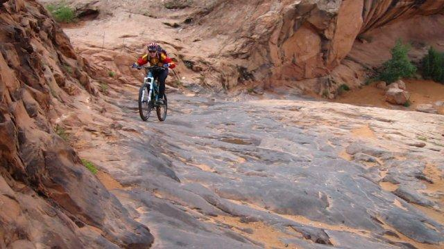You Don't Need a Trail to Mountain Bike Better….