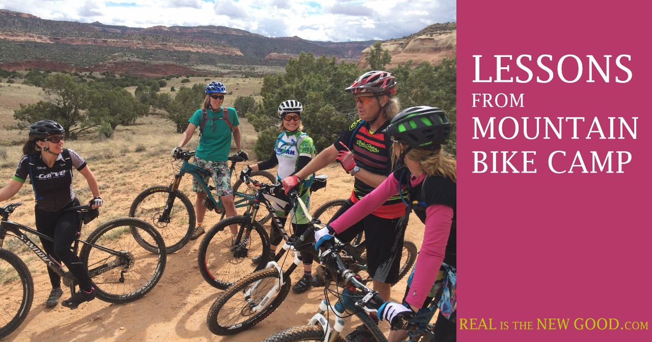 Women's Mountain Bike Camp Review and Advice from BetterRide Student
