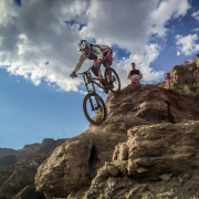 Fear when mountain biking is good!