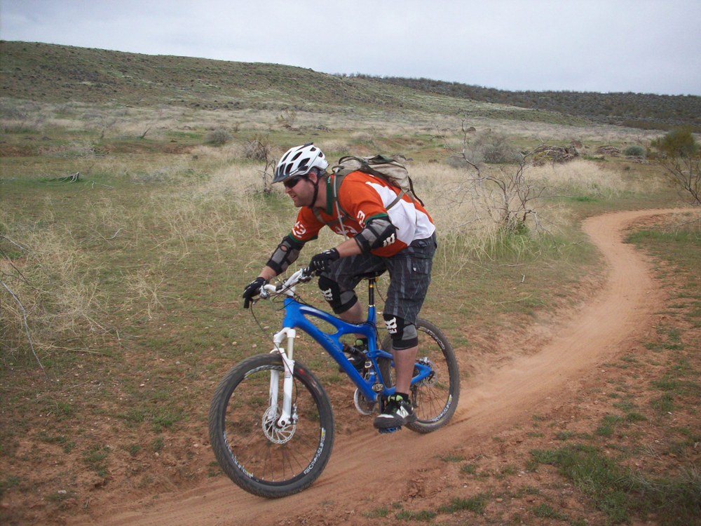 Mountain Bike Your Best in 2014! Starting Right Now