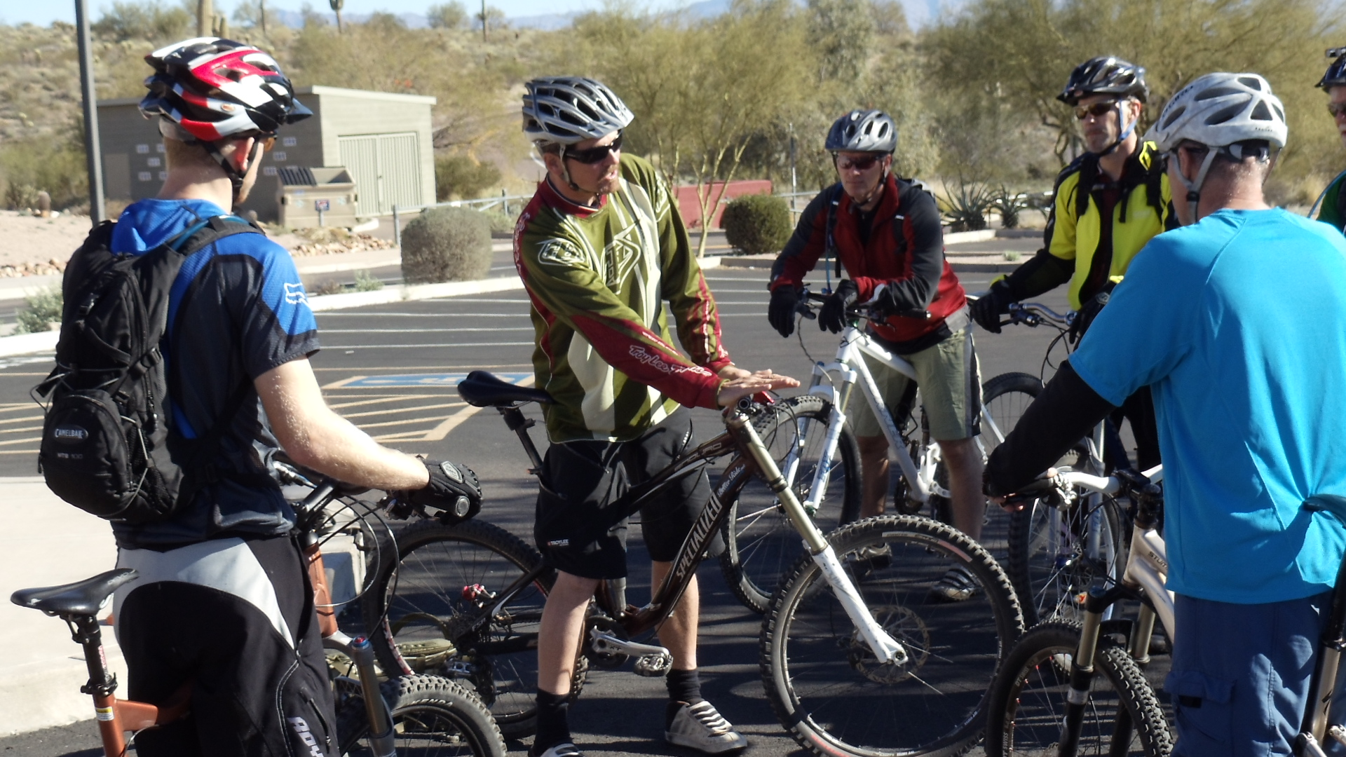 BetterRide Mountain Bike School On TV, Again!